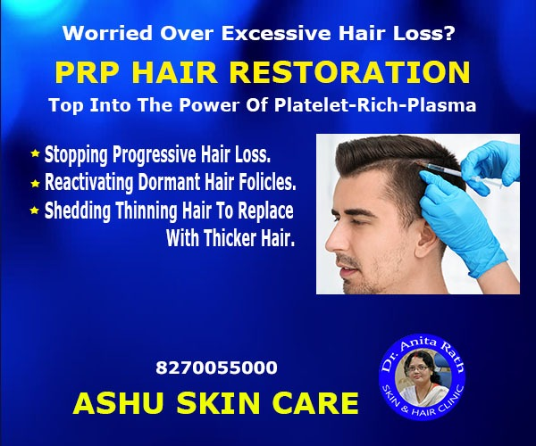 Hair transplant in bhubaneswar